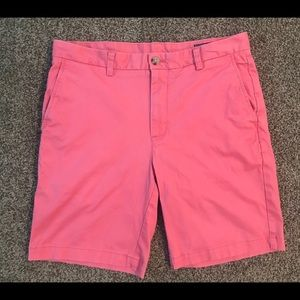 Vineyard Vines Shorts - Mens' Coral Shorts
